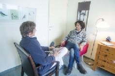 טיפול בשיחה